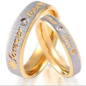 Jewelry - Wedding rings men and women